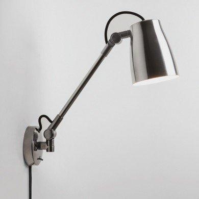 Astro Lighting - Atelier Grande 1224014 (7503) - Polished Aluminium Reading Light