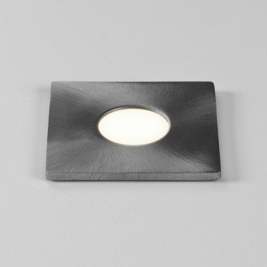 Astro Lighting - Terra Square 28 LED 1201004 (7200) - IP65 Brushed Stainless Steel Ground Light