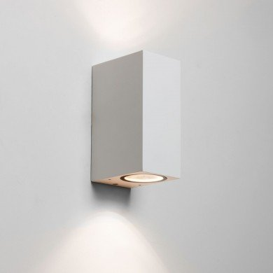 Astro Lighting - Chios 150 1310006 (7565) - IP44 Textured White Wall Light
