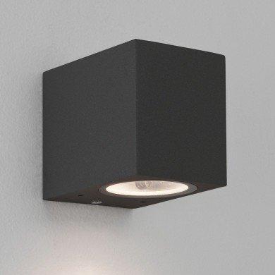 Astro Lighting - Chios 80 1310002 (7126) - IP44 Textured Black Wall Light