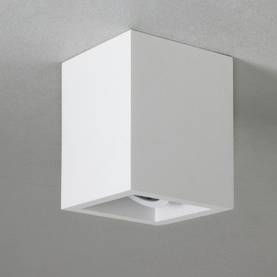 Astro Lighting - Osca Square 140 Adjustable 1252007 (5686) - Plaster Surface Mounted Downlight