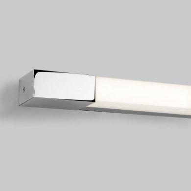 Astro Lighting - Romano 600 HO 1150008 (999) - IP44 Polished Chrome Wall Light