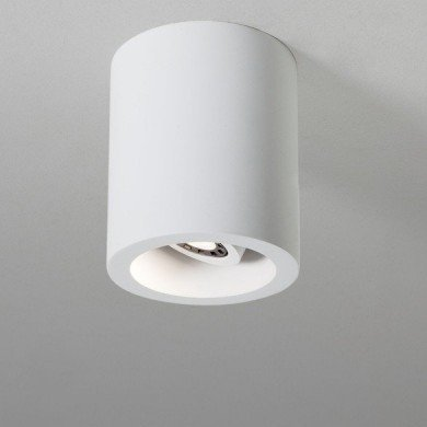 Astro Lighting - Osca Round 140 Adjustable 1252006 (5685) - Plaster Surface Mounted Downlight