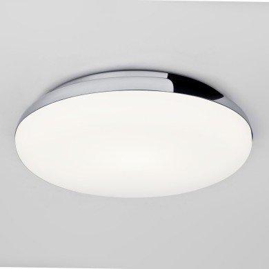 Astro Lighting - Altea 300 1133002 (586) - IP44 Polished Chrome Ceiling Light