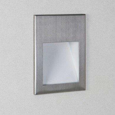 Astro Lighting - Borgo 90 LED 2700K 1212026 (7532) - Brushed Stainless Steel Marker Light