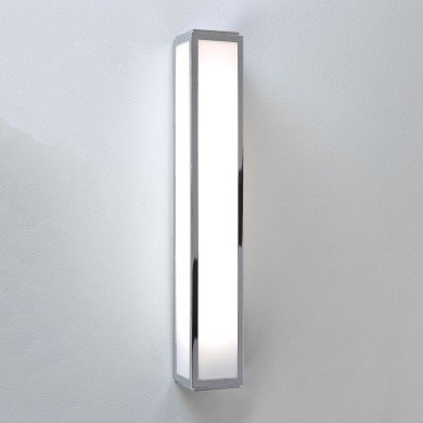 Astro Lighting - Mashiko 600 LED 1121020 (7134) - IP44 Polished Chrome Wall Light
