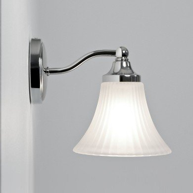 Astro Lighting - Nena 1105001 (506) - IP44 Polished Chrome Wall Light