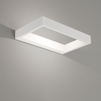 Astro Lighting - D-Light LED 1208001 (955) - Matt White Wall Light