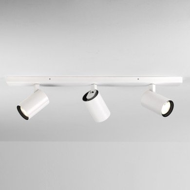 Astro Lighting - Aqua Triple Bar 1393003 (6154) - IP44 Matt White Spotlight