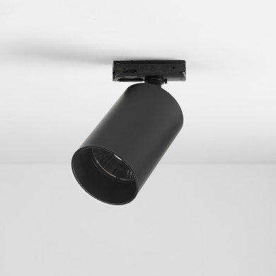 Astro Lighting - Can 75 Track Spot Head 1396004 - Matt Black