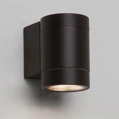 Astro Lighting - Dartmouth Single LED 1372003 (7583) - IP54 Textured Black Wall Light