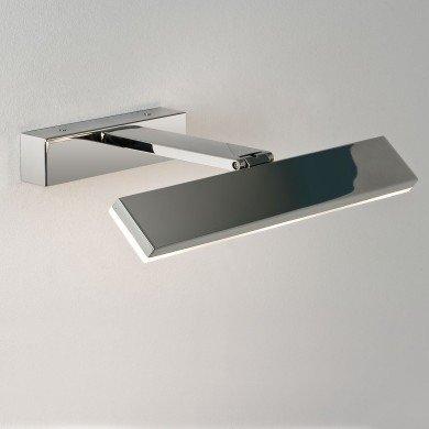 Astro Lighting - Zip LED 1289001 (7009) - IP44 Polished Chrome Wall Light
