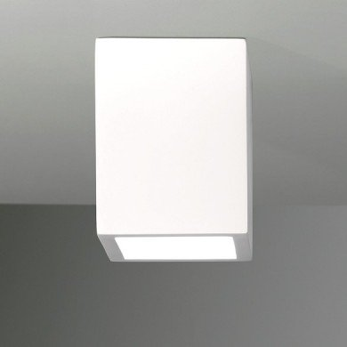 Astro Lighting - Osca Square 140 1252004 (5647) - Plaster Surface Mounted Downlight