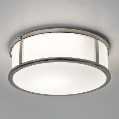 Astro Lighting - Mashiko Round 230 1121021 (7179) - IP44 Polished Chrome Ceiling Light