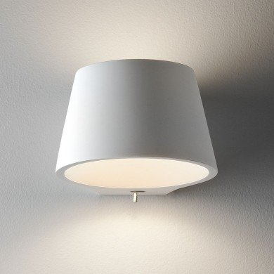 Astro Lighting - Koza 1155001 (695) - Plaster Wall Light