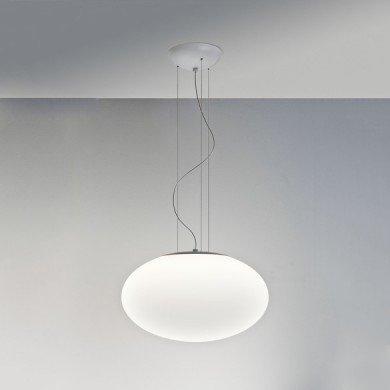 Astro Lighting - Zeppo Pendant 400 1176003 (7094) - Matt White Pendant