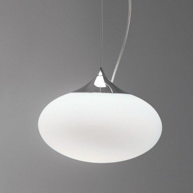 Astro Lighting - Zeppo Pendant 300 1176002 (965) - Polished Chrome Pendant