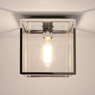 Astro Lighting - Box 1354002 (7846) - Polished Nickel Ceiling Light