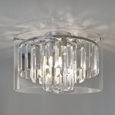 Astro Lighting - Asini 1324001 (7169) - IP44 Polished Chrome Ceiling Light