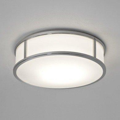 Astro Lighting - Mashiko Round 300 1121017 (7077) - IP44 Polished Chrome Ceiling Light