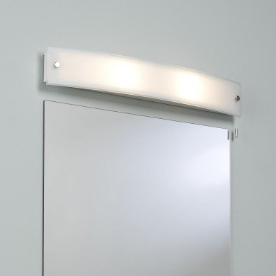 Astro Lighting - Curve 1010001 (243) - IP44 Frosted Wall Light