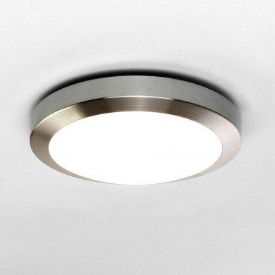 Astro Lighting - Dakota 300 1129005 (674) - IP44 Brushed Nickel Ceiling Light