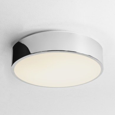 Astro Lighting - Mallon Plus 1125002 (591) - IP44 Polished Chrome Ceiling Light