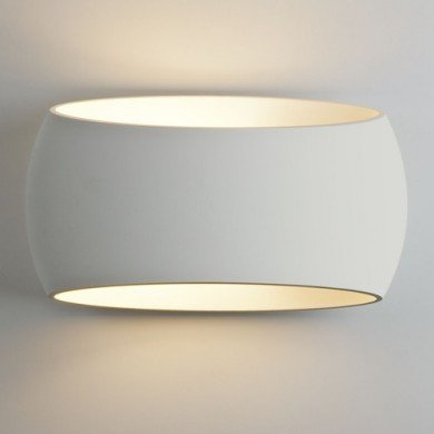 Astro Lighting - Aria 300 1300001 (7074) - Plaster Wall Light