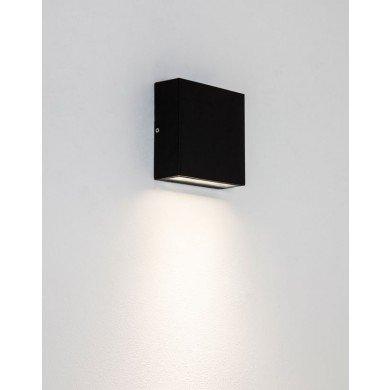 Astro Lighting - Elis Single LED 1331001 (7201) - IP54 Textured Black Wall Light