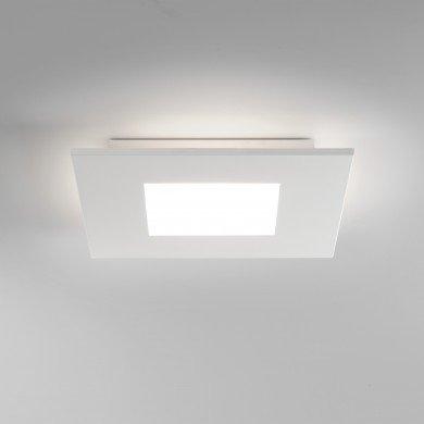 Astro Lighting - Zero Square LED 1382001 (7419) - Matt White Ceiling Light