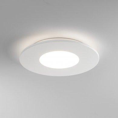 Astro Lighting - Zero Round LED 1382002 (7420) - Matt White Ceiling Light