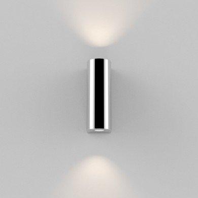 Astro Lighting - Alba LED 1145002 (828) - IP44 Polished Chrome Marker Light