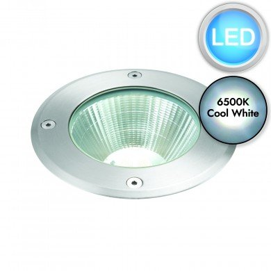 Stainless Steel LED Recessed Ground Light