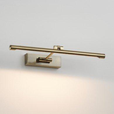 Astro Lighting - Goya 460 LED 1115012 (7938) - Antique Brass Picture Light