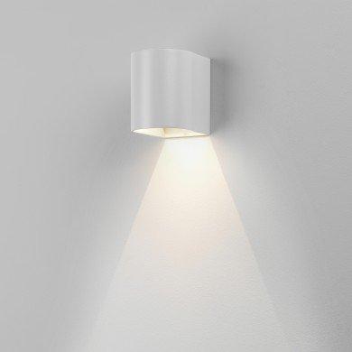 Astro Lighting - Dunbar 100 LED 1384001 (7943) - IP65 Textured White Wall Light