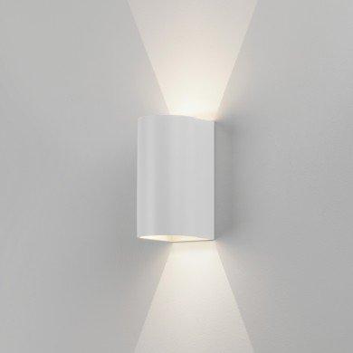 Astro Lighting - Dunbar 160 LED 1384002 (7944) - IP65 Textured White Wall Light