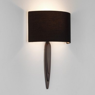 Astro Lighting - Gaudi 1385003 - Bronze Wall Light Excluding Shade