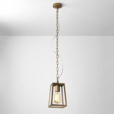Astro Lighting - Calvi Pendant 215 1306006 (7985) - Antique Brass Pendant