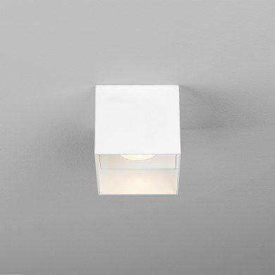 Astro Lighting - Osca LED Square II 1252024 (7998) - Matt White Surface Mounted Downlight