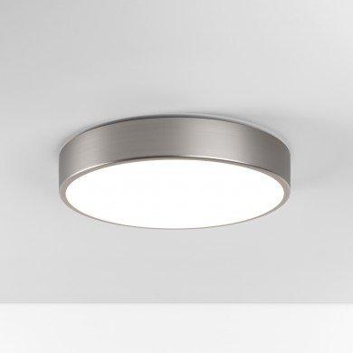Astro Lighting - Mallon LED 1125005 (8001) - IP44 Matt Nickel Ceiling Light