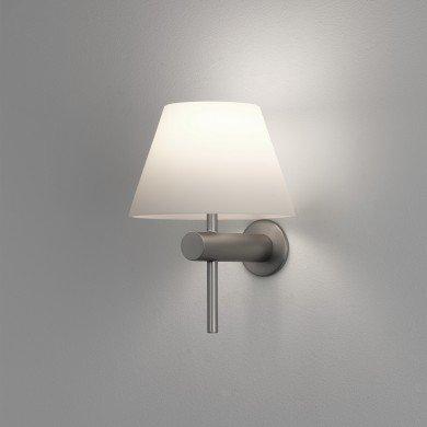Astro Lighting - Roma 1050005 (8031) - IP44 Matt Nickel Wall Light