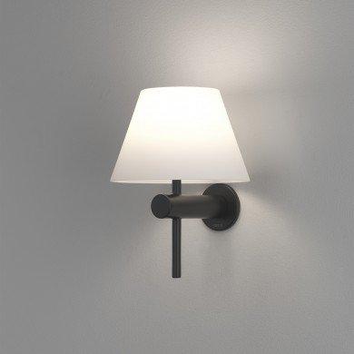 Astro Lighting - Roma 1050007 (8033) - IP44 Matt Black Wall Light