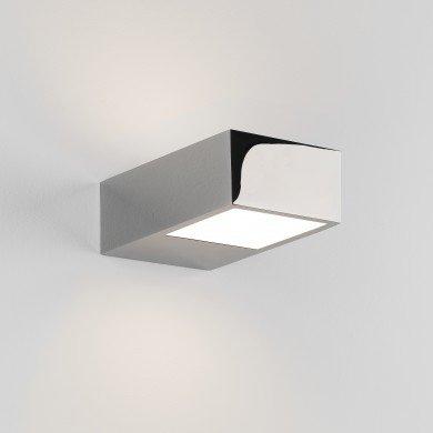Astro Lighting - Kappa LED 1151003 (8162) - IP44 Polished Chrome Wall Light