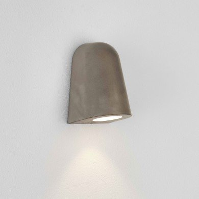 Astro Lighting - Mast Light 1317006 (8183) - IP44 Concrete Wall Light
