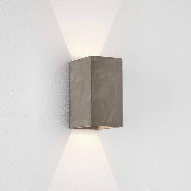 Astro Lighting - Oslo 160 LED 1298020 (8185) - Coastal IP65 Concrete Wall Light