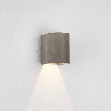 Astro Lighting - Dunbar 120 LED 1384019 (8186) - Coastal IP65 Concrete Wall Light