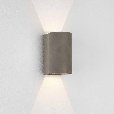 Astro Lighting - Dunbar 160 LED 1384020 (8187) - Coastal IP65 Concrete Wall Light