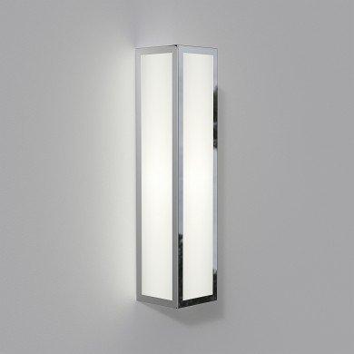 Astro Lighting - Salerno LED 1178003 (8320) - IP44 Polished Nickel Wall Light