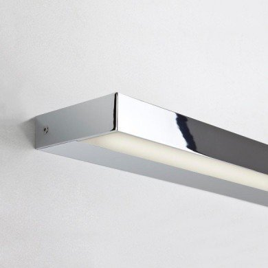 Astro Lighting - Axios 600 LED 1307007 (7972) - IP44 Polished Chrome Wall Light
