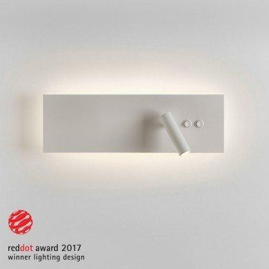 Astro Lighting - Edge Reader LED 1352007 (7855) - Matt White Reading Light